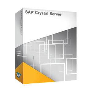 SAP Crystal Server 2013, 5 NUL +1rok maintenance